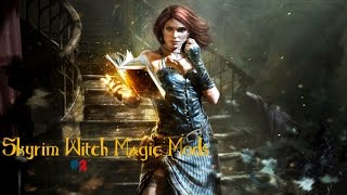 PS4 Elder Scrolls V - Skyrim Witch Magic Mod #2