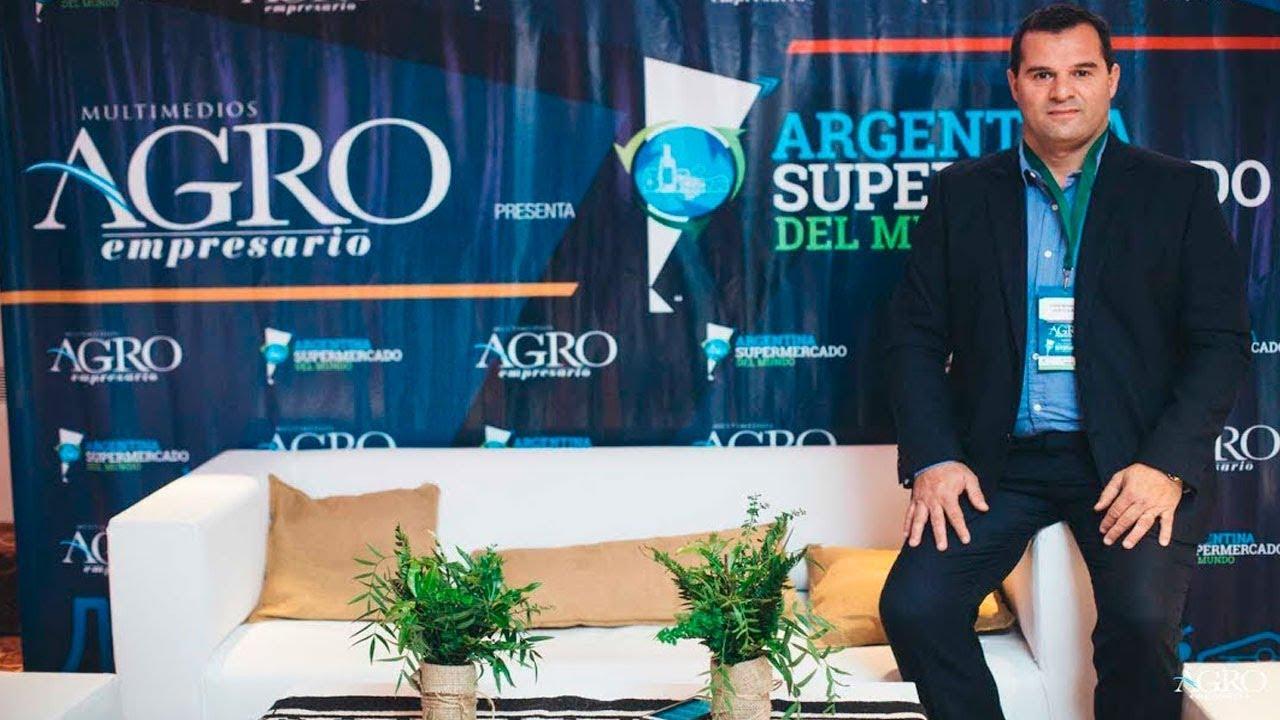 Juan Manuel Quetglas - Gerente de Producciones de Holding Areco
