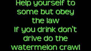 Tracy Byrd  Watermelon Crawl Lyrics