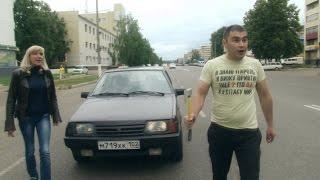 Быдло на дороге получает подборка , fools on the Russian roads