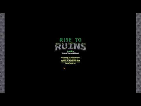 Жажда и затмение - Rise to Ruins #08