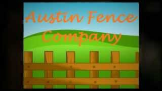 Fence Austin | Fence company in Austin