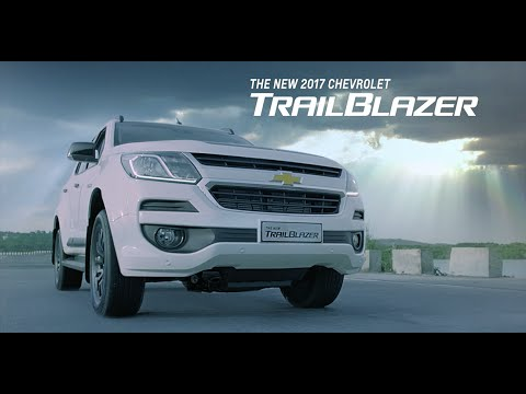 The New 2017 Chevrolet Trailblazer