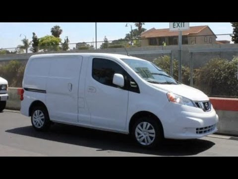 2017 Nissan Nv200 Compact Cargo Van Video Review