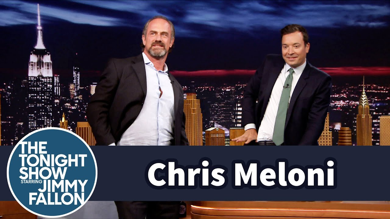 Chris Meloni Walks Through His Long-Haired '70s Style thumbnail
