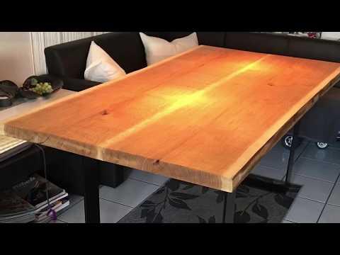 DIY Table, Esszimmertisch selber bauen