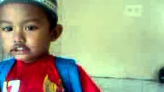 Nyanyi Lagu Rukun Islam Ada 5