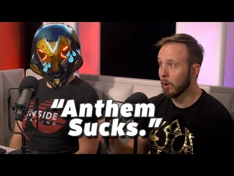 EA Admits Anthem Sucks (For Now) - Dude Soup Podcast #232