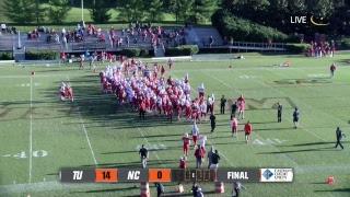 Tusculum Football vs. Newberry College