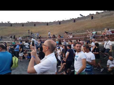 Cineplex events presents David Gilmour Pompeii