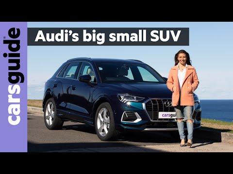 Audi Q3 2020 review: 40 TFSI