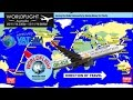 WorldFlight 2016 Around the World for Charity 5th November to 12th November 2016