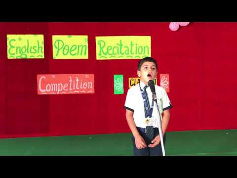 BEST OF POEM RECITATION COMPETITION GRADE II (14 MAY)