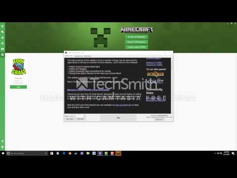 how to fix the twitch/curce bug minecraft