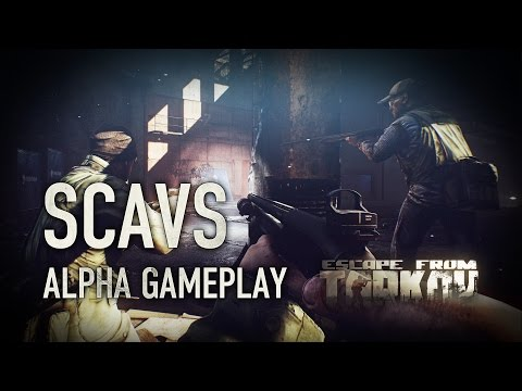 Alpha - Scavs Video Shows a Wild, Lawless Mode