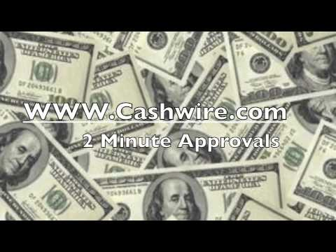Video of Cashwire Payday Loans