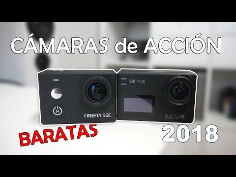 Las CÁMARAS DE ACCIÓN 4K