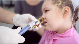 Лечение гайморита у детей без прокола. Как вылечить гайморит у ребенка быстро и без прокола?
