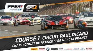 GT4_European - PaulRicard2018 FFSA Race 1 Full