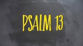 PLASTER MIODU. Psalm 13: Tato, popatrz!