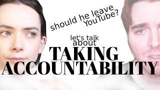 Shane Dawson & Accountability