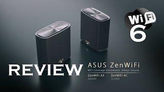 ASUS ZenWiFi AX | Unboxing | Review | LUMA Comparison