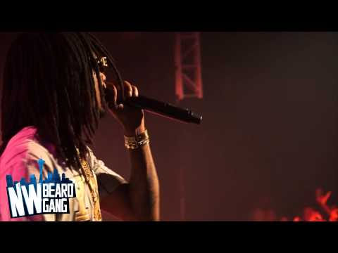 Migos Perform Live In Seattle ( Handsome And Wealthy )