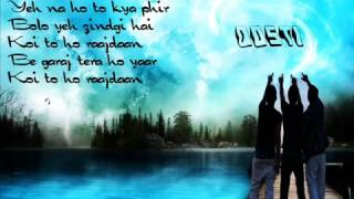 Yaaron Dosti Badi Haseen Hai with lyrics video by KK