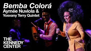 """Aymée Nuviola and Yosvany Terry Quintet - """"Bemba Colorá"""" 