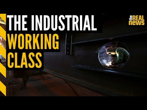 The industrial working class is not dead