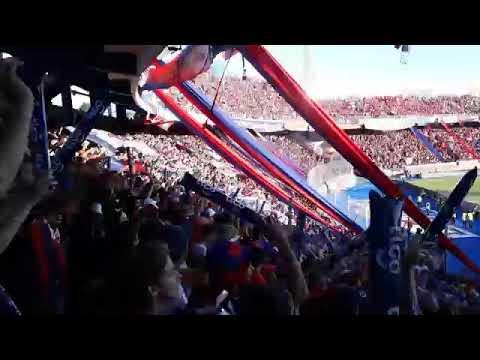 """""""Recibimiento de LMHDP🔵🔴vs Sol"""" Barra: La Plaza y Comando • Club: Cerro Porteño • País: Paraguay"""
