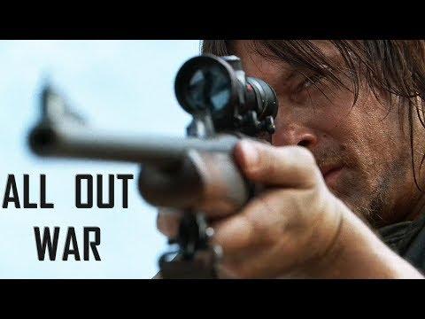 The Walking Dead Season 8 Trailer || All Out War [MYO Round 1]