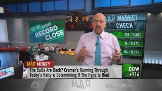Jim Cramer breaks down spec stocks of Enphase, Virgin Galactic, Ballard Power and Plug Power