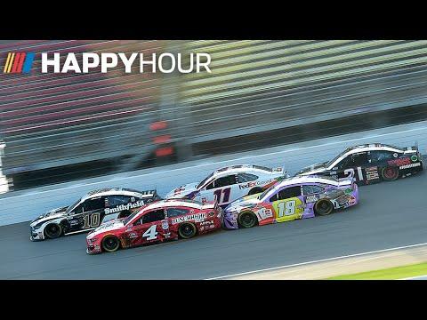 NASCAR ファイアキーパーズ カジノ400(ミシガン・インターナショナル・スピードウェイ)50分でみるハイライト動画