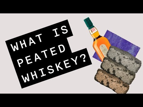 What is Peated Whisky?