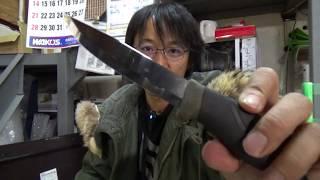 炭素鋼ナイフを美しく防錆加工できる薬品を紹介:スーパーブルー