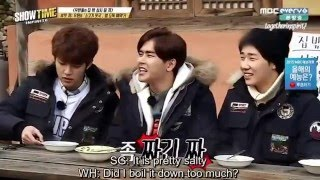 [ENG SUB] Infinite Showtime EP 2