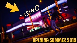 *IT'S FINALLY HAPPENING* Next GTA Online Update LEAKED! Casino FINALLY Opening Summer 2019!