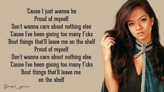 Luiza Nis - Proud (Lyrics) - YouTube