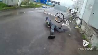 Viral Video UK: One nasty faceplant