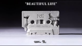 Nas   Beautiful Life (feat. RaVaughn) (Prod. By No I.D.) [HQ Audio]