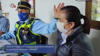 TV MUNICIPIOS – EN ANTIOQUIA UNIFICAN ESFUERZOS PARA ALCANZAR SEGURIDAD VIAL