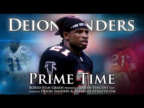 Deion Sanders – Prime Time