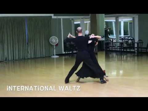 International Waltz dance lessons - NS DANCING