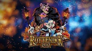 DJ Kalle  Rottenikk 2017 Feat Lættis Weed
