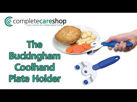 Coolhand Plate Holder Video Demonstration