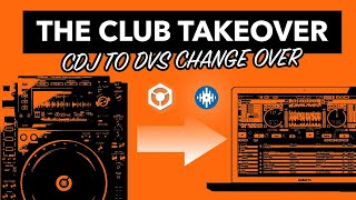 Switching from a USB DJ to DVS in a Club – DJ Changeover Tutorial