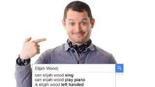 Elijah Wood Answers the Web's Most Searched Questions | WIRED