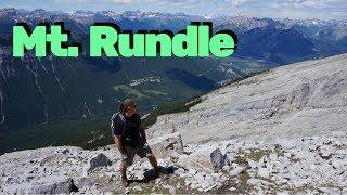 Mt. Rundle, #Banff Scramble (HD)