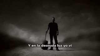 Disturbed - The Sound Of Silence - Sub español